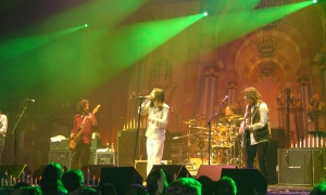 The Black Crowes en el Madison Square Garden el 31 de diciembre del 2005.