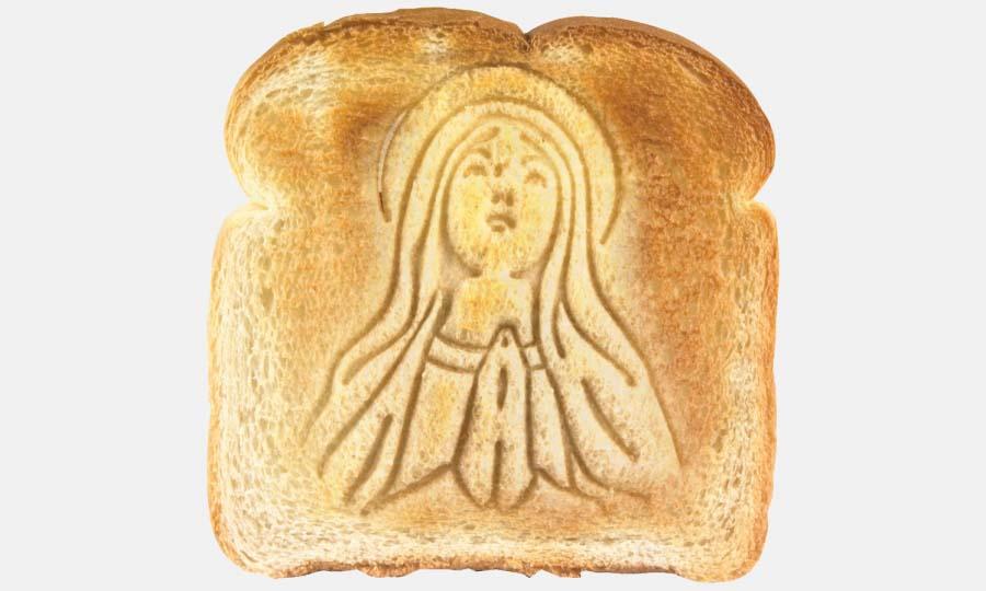 Virgen del Pan